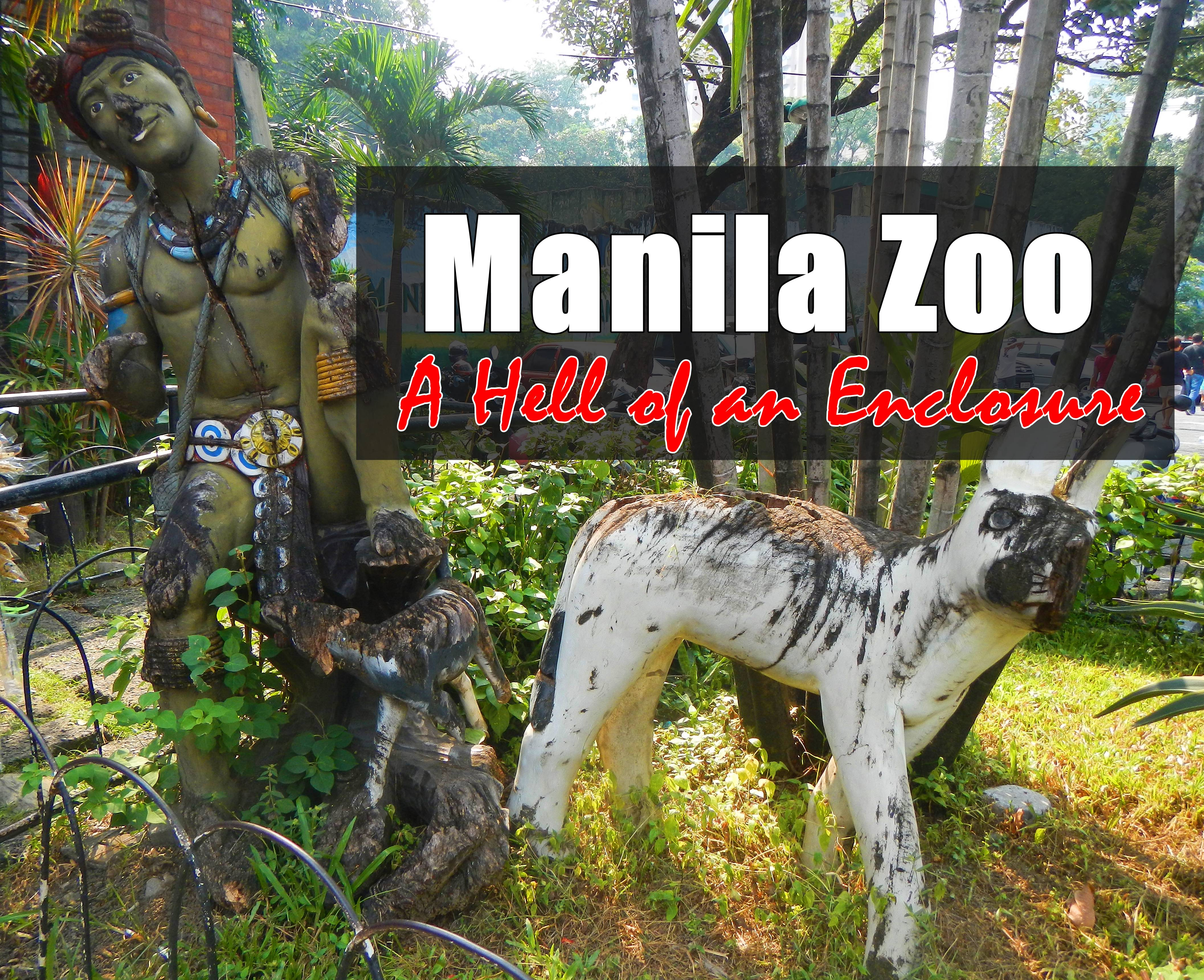 manila zoo July 17, 2011 at 10:27 pm revisiting manila zoo first of all, i want to apologize for hastily reposting a blog post which wasn't really well researched and used.